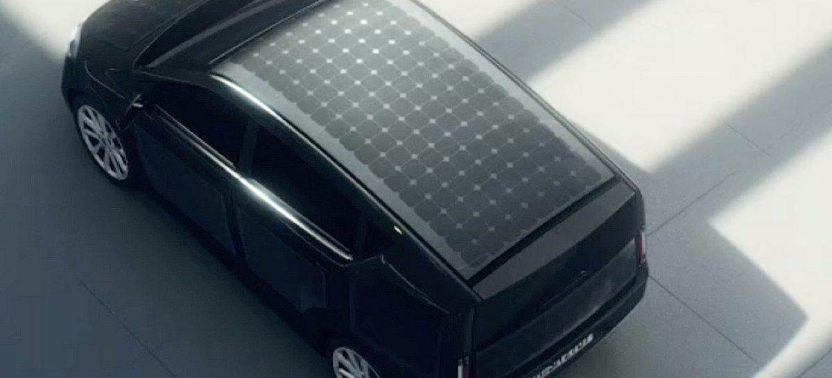 В 2020 году немецкий стартап Sono начнет массовый выпуск доступных электрокаров