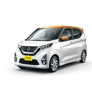 Старт продаж нового Nissan Dayz с системой ProPILOT