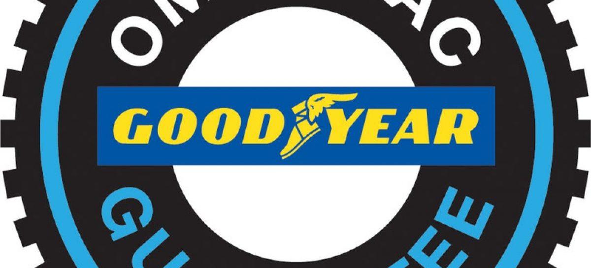Goodyear представит новые модели шин и технологические решения для строительной техники