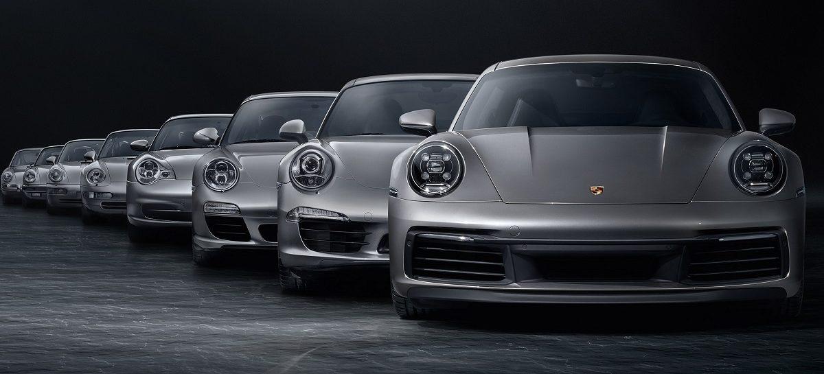 Porsche передала клиентам 55 700 автомобилей с начала 2019 года