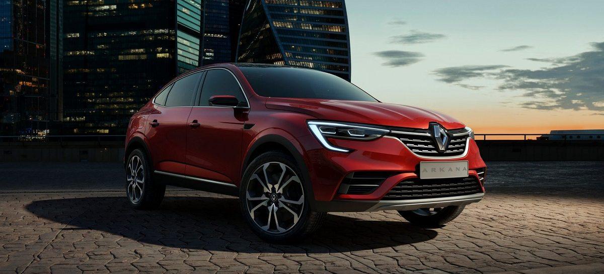 Динамика и инновации кроссовера Renault Arkana