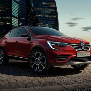 Renault может локализовать в России двигатель и трансмиссию для кроссовера Arkana