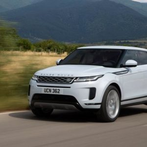Range Rover Evoque возглавил рейтинг безопасности Euro NCAP