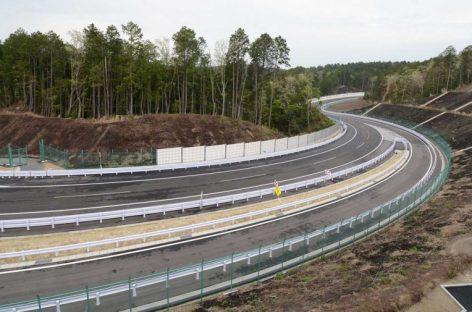 Toyota построила в Японии копию гоночной трассы Нюрбургринг