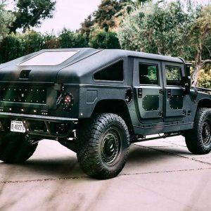 MSA представило внедорожник на базе Hummer H1 мощностью 510 л.с.
