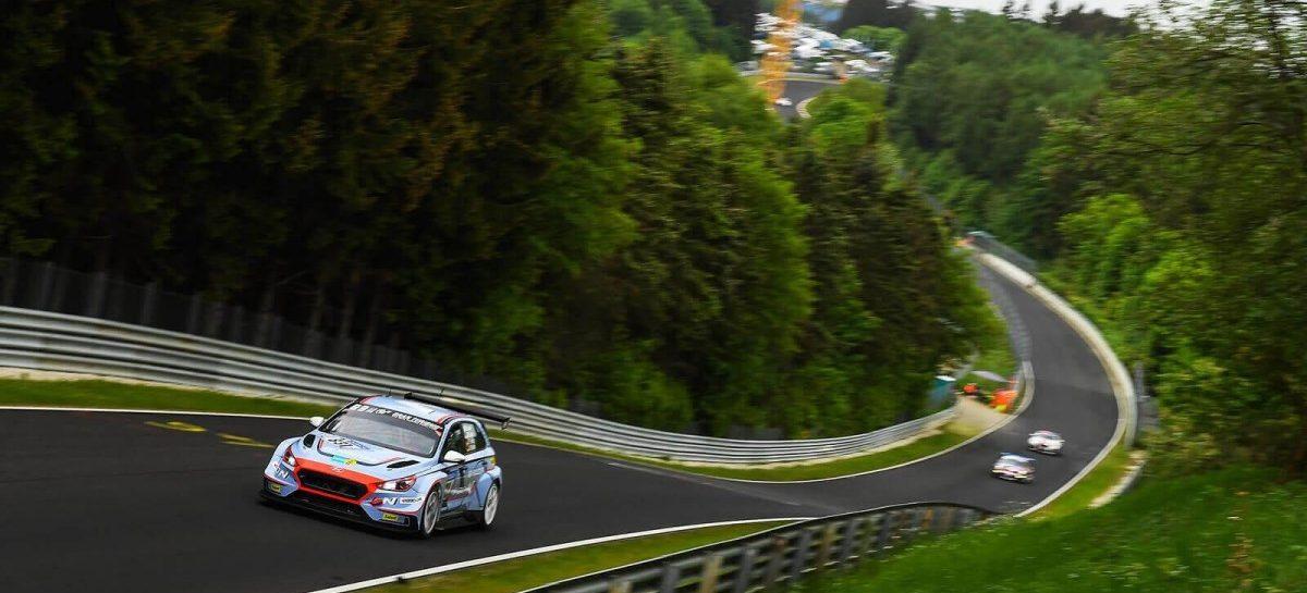 Hyundai Motor приглашает принять участие в клиентской программе «N: дорога домой» на гонке «24 часа Нюрбургринга»
