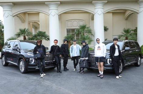 Hyundai Motor предоставила флагманский кроссовер Palisade для участия в церемонии Billboard Music Awards