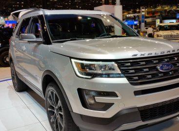 Внедорожники Ford Explorer отзывают в России из-за проблем с подвеской
