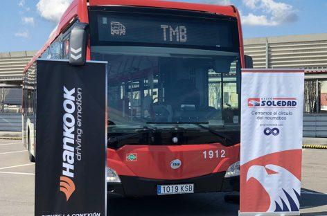 Transports Metropolitans de Barcelona (TMB) заключили соглашение о поставке шин для автобусов