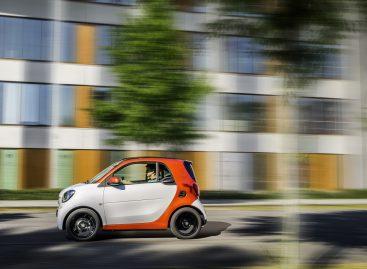 Smart Fortwo – отличная маневренность и удовольствие от вождения в городе