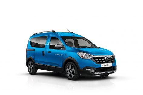Компания Renault Россия начинает прием заказов на новый Dokker Stepway