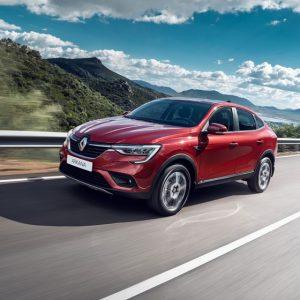 Первые 100 автомобилей Renault Arkana были куплены в онлайн-шоуруме за 3 часа