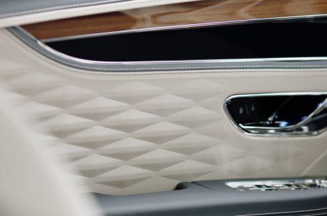 Bentley Flying Spur – роскошный седан класса Gran Turismo
