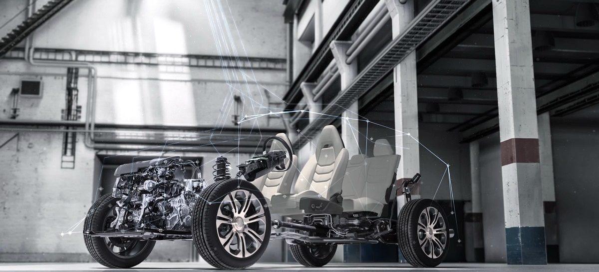 Geely Auto представляет флагманский купе-кроссовер на платформе CMA
