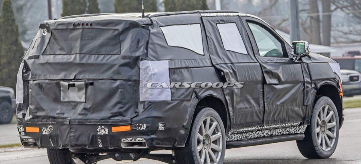Выход Cadillac Escalade нового поколения откладывается