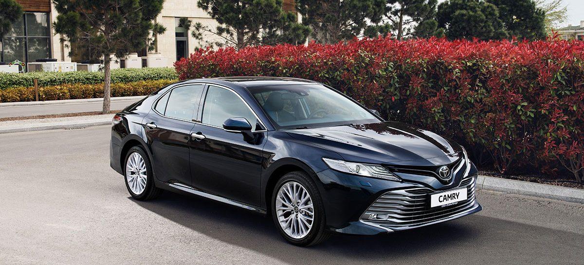 Компания Тойота заняла первое место в репутационном рейтинге Forbes в России