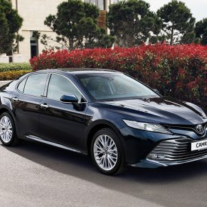 Toyota Camry стала бестселлером июня