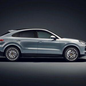Заказ можно сделать уже сейчас: новый Cayenne S Coupé мощностью 440 л.с.