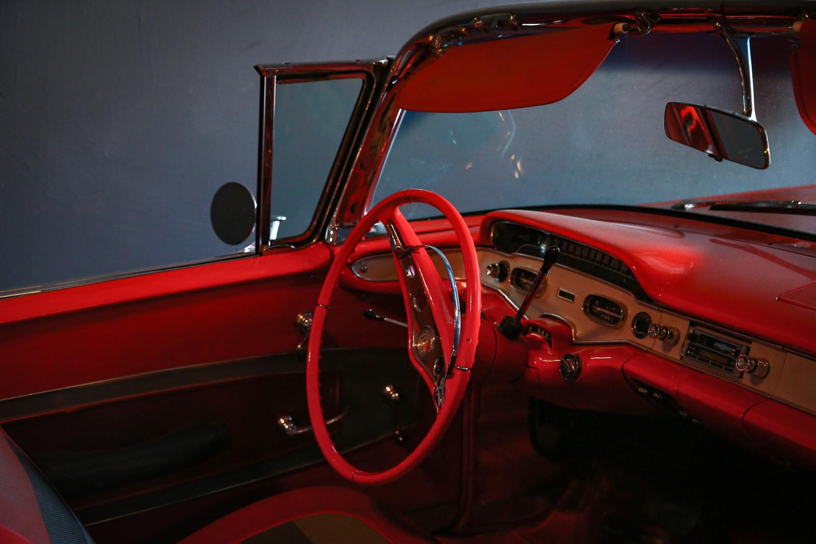 Chevrolet Impala 1958 3