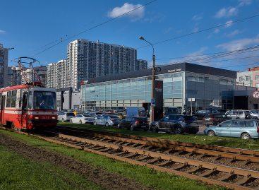 Mitsubishi открыл первый в Санкт-Петербурге дилерский центр в новой концепции дизайна
