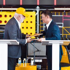 Hyundai и «Сколково» объявляют о начале сотрудничества