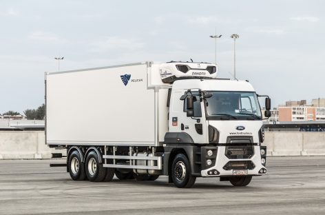 Ford Trucks 2533 HR для ЗАО «Айсбит»