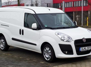 Выгодное предложение «Бизнес Дни» при покупке Fiat Doblo