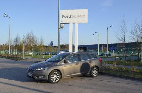 Ford Sollers сохранил свои лидерские позиции по сотрудничеству с дилерскими центрами