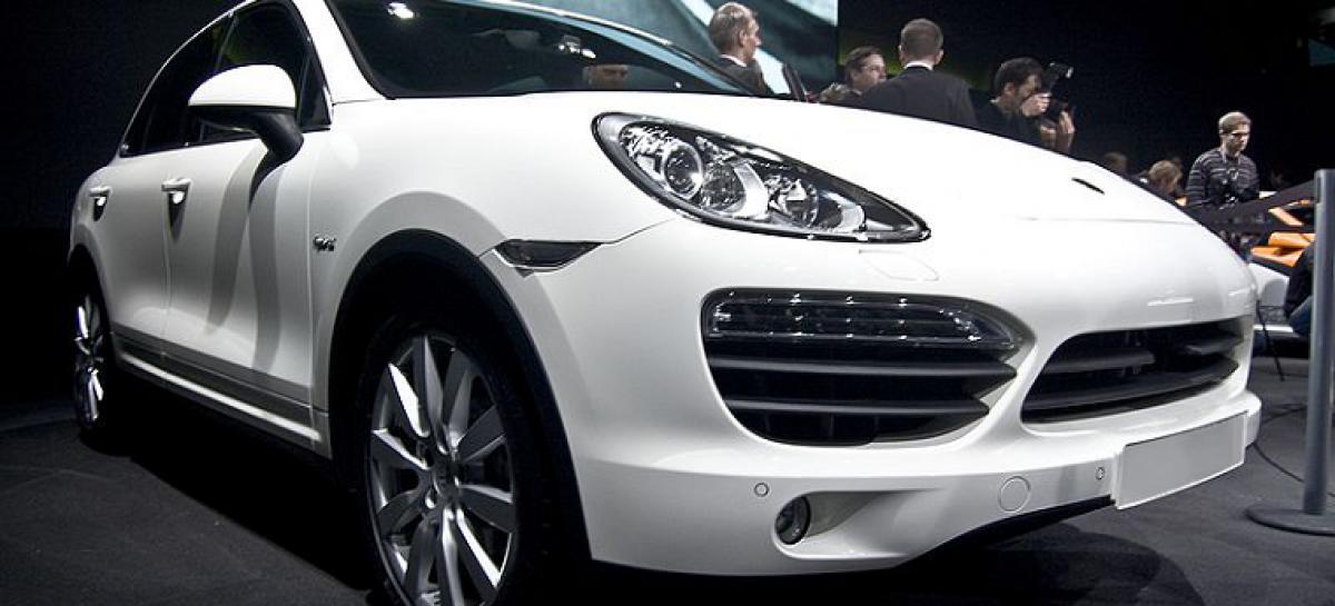 Моторное масло G-Energy успешно прошло испытания Porsche Cayenne