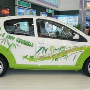 Geely Auto предлагает свое видение будущего автономного вождения на Dragon Bay Forum
