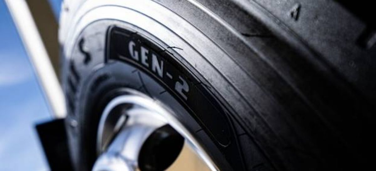 Goodyear представляет Kmax Gen-2 и Fuelmax Gen-2 — грузовые шины нового поколения