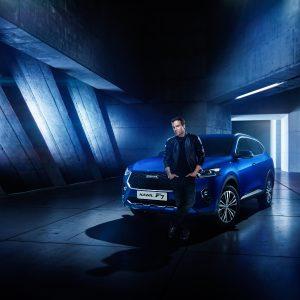 Алексей Чадов стал лицом рекламной кампании Haval F7