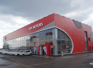 В Нижнем Новгороде открылся новый дилерский центр KIA