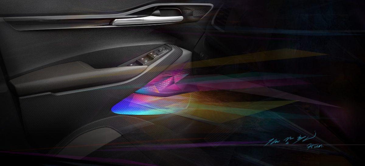 KIA Motors представил современный дизайн нового компактного кроссовера