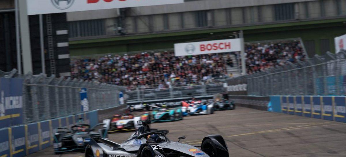 Команда Nissan e.dams продолжает успешно выступать в чемпионате Формулы Е