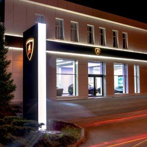 В Краснодаре состоялось открытие нового дилерского центра Lamborghini
