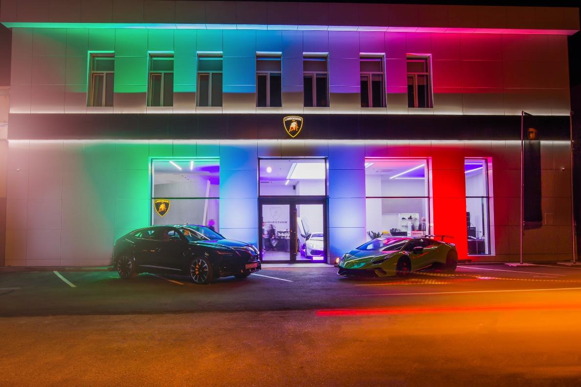 Lamborghini Краснодар