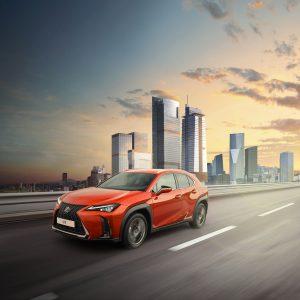В мае на все модели линейки премиальных кроссоверов и внедорожников Lexus действует выгодное предложение