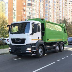 Компания MAN станет генеральным партнером Первого международного автотранспортного фестиваля «SPbTransportFest»