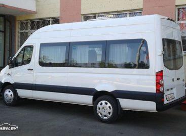 Легкие фургоны и микроавтобусы МАЗ выходят на рынок