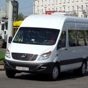 МАЗ назвал цены на микроавтобус МАЗ-281040 и фургон МАЗ-365022. Конкуренты в панике?
