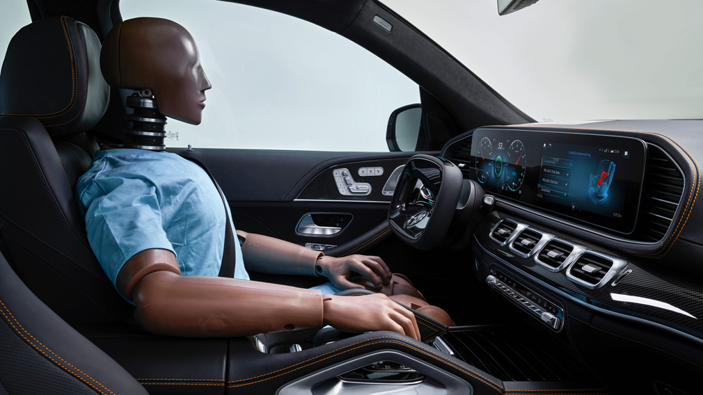 Mercedes-Benz ESF 2019