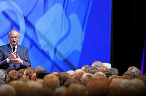 Ежегодное собрание акционеров Мишлен назначили Флоран Менего Президентом