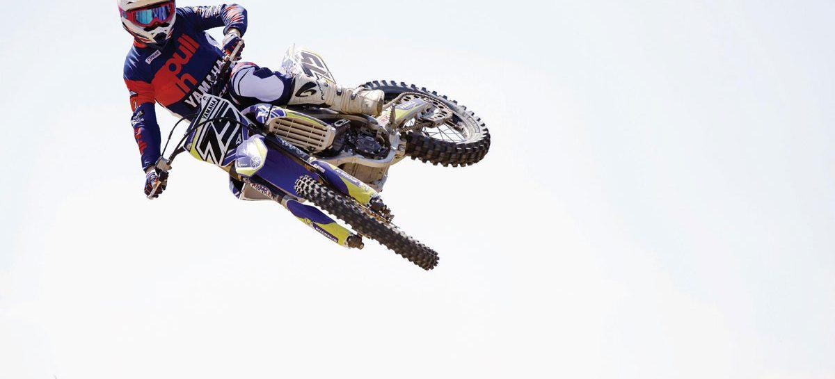 Новая мотоциклетная шина MICHELIN Tracker разработана для бездорожья