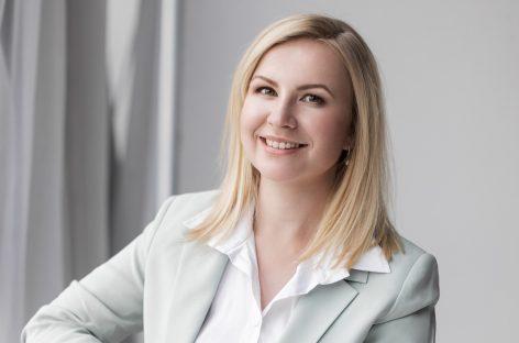Марина Ляшенко заняла должность Генерального директора компании Мишлен в Украине