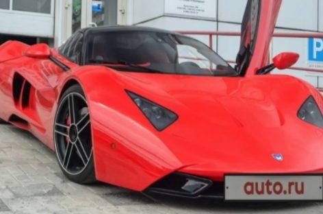 Российский спорткар Marussia станет электромобилем