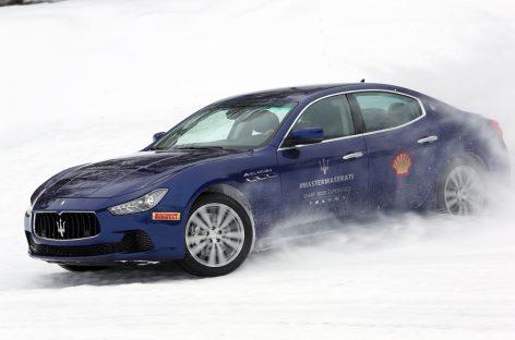 Курсы водительского мастерства Master Maserati Driving Courses  отмечают юбилей