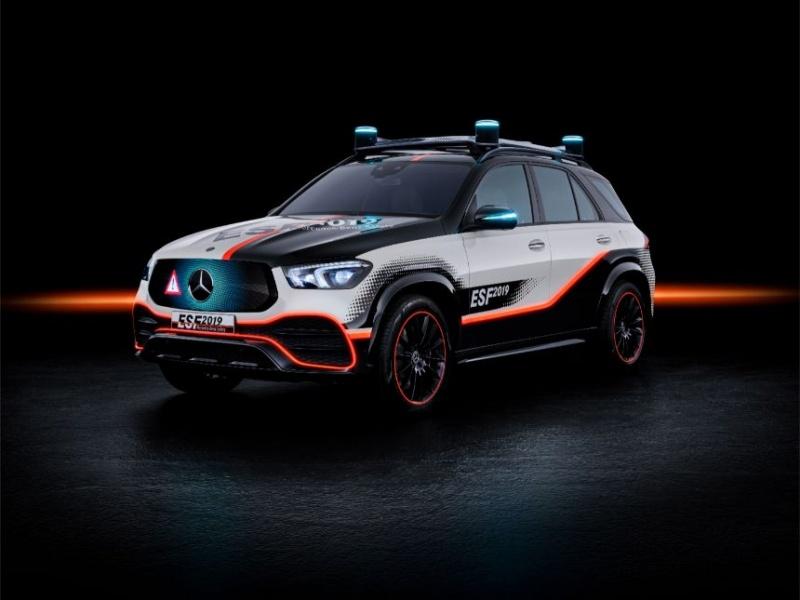 Mercedes-Benz ESG 2019