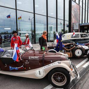 Команда «Сколково» примет участие в Международном автопробеге «Ралли мира»