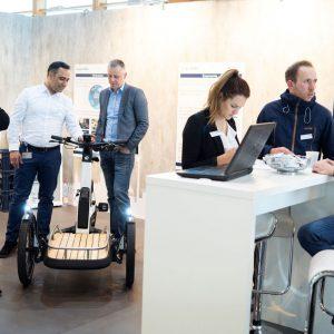 Первая выставка «Micromobility Expo 2019» в Ганновере: грузовой электровелосипед Cargo e-Bike